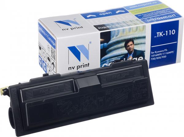 Картридж совместимый NV Print TK-110 для Kyocera