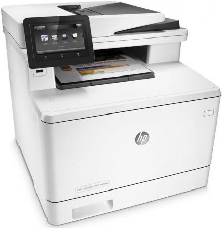 МФУ HP Color LaserJet Pro MFP M477fdw
