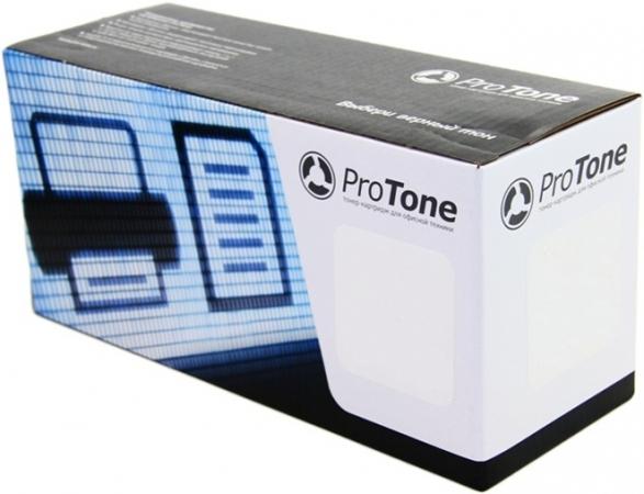 Тонер-картридж совместимый ProTone TK-580С для Kyocera голубой
