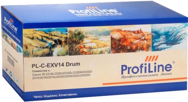Драм-картридж совместимый ProfiLine PL-C-EXV14 для Canon