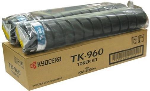 Тонер-картридж Kyocera TK-960 2 шт. оригинальный