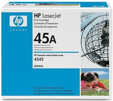 Картридж HP Q5945A черный оригинальный