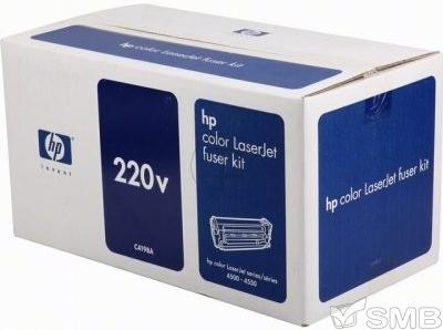 Печь в сборе HP Fuser Kit, 220v оригинальный