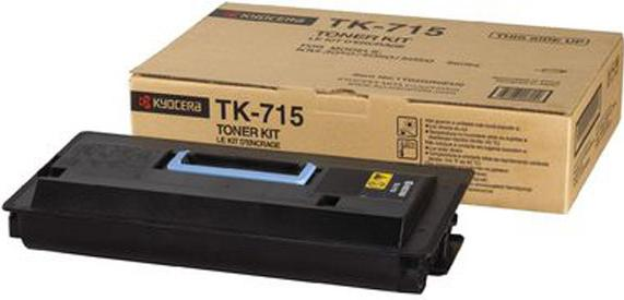 Картридж Kyocera TK-715 совместимый Uniton Premium