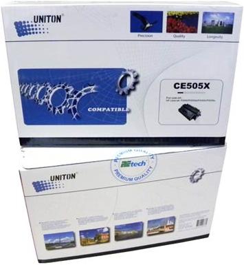 Картридж совместимый UNITON Eco C9720A черный для HP