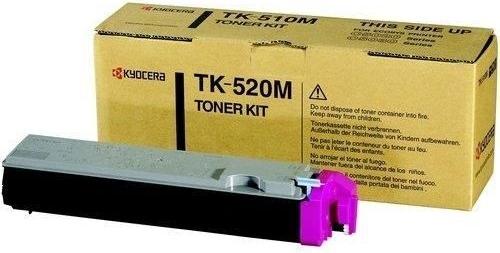 Картридж Kyocera TK-520M пурпурный оригинальный