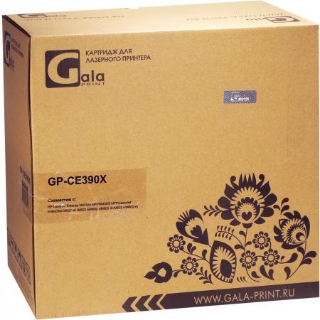 Картридж совместимый GalaPrint CE390X для HP
