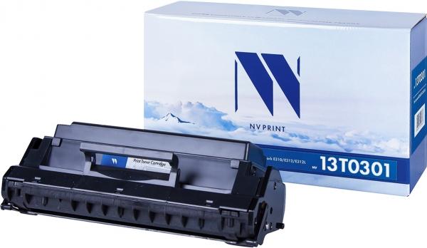 Картридж совместимый NVPrint 13T0301 для Lexmark