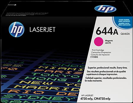 Картридж HP Q6463А пурпурный оригинальный