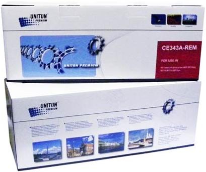 Картридж совместимый UNITON Premium CE343A (651A) красный для HP