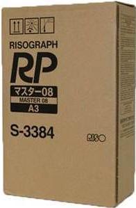 Мастер-пленка для ризографа Riso S-3384 RP 08 цветная (оригинальная)