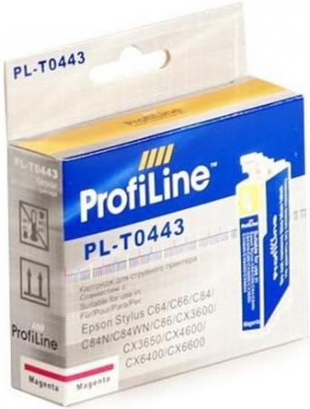 Картридж совместимый ProfiLine 0443 для Epson пурпурный