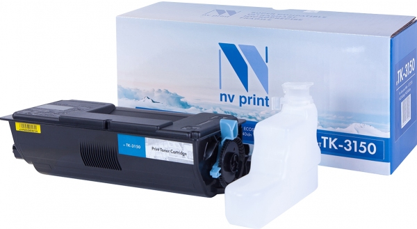 Картридж совместимый NVPrint TK-3150 для Kyocera