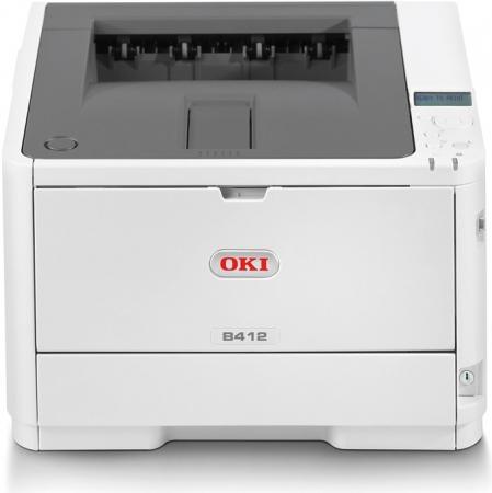 Принтер лазерный OKI B412dn Euro