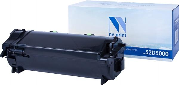 Картридж совместимый NVP 52D5000 для Lexmark
