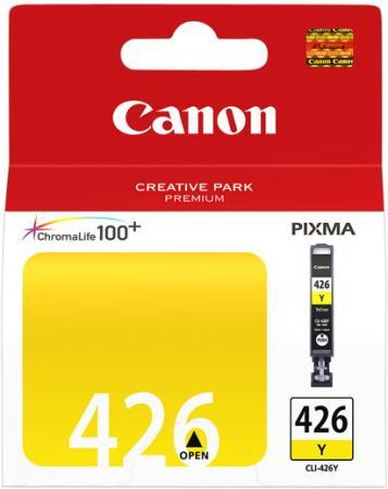 Картридж Canon 426 Y желтый совместимый
