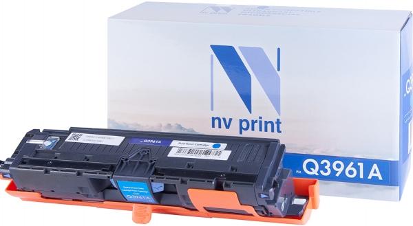 Картридж совместимый NVPrint Q3961A для HP голубой