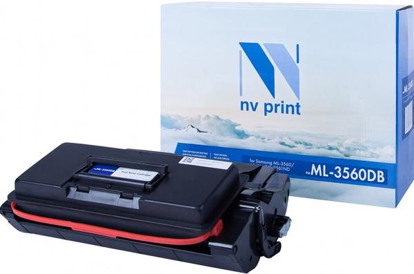 Картридж совместимый NVP ML-3560DB для Samsung