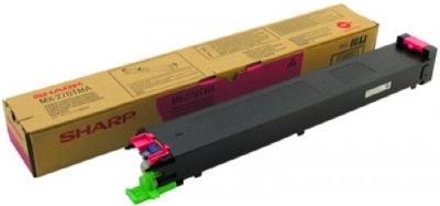 Картридж Sharp MX-27GTМA пурпурный совместимый Katun