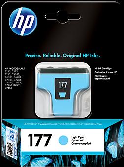 Картридж HP C8774HE светло-голубой оригинальный