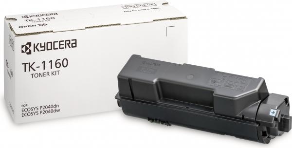 Тонер-картридж Kyocera TK-1160 оригинальный