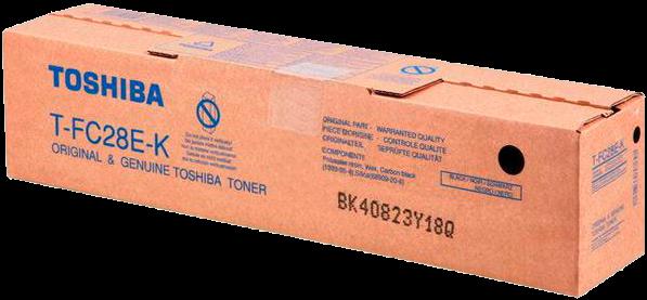 Картридж TOSHIBA T-FC28EK (6AJ00000047) черный оригинальный