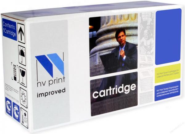 Тонер-картридж Samsung CLP-510D7 черный совместимый NV Print