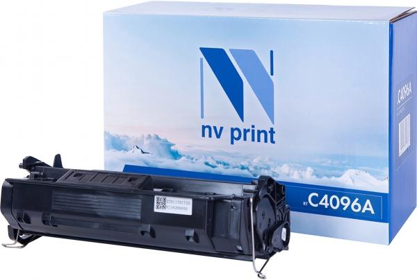 Картридж совместимый NVPrint C4096A для HP