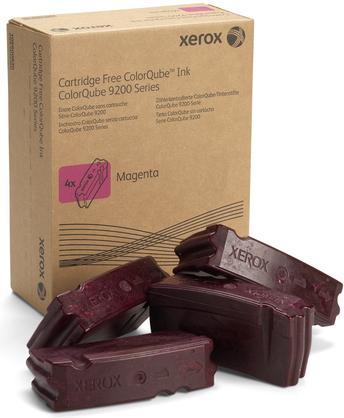 Твердые чернила XEROX 108R00838 пурпурный оригинальный 4 шт.