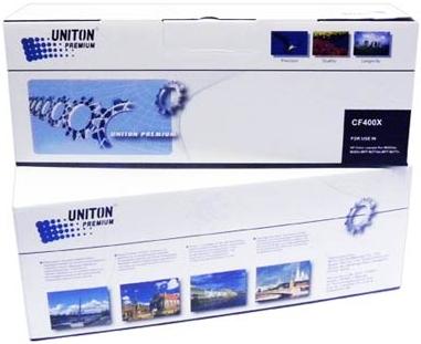 Картридж совместимый UNITON Premium CF400X (201X) черный для HP