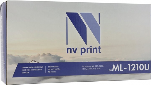 Картридж Samsung ML - 1210U совместимый NV Print