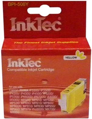 Картридж совместимый CLI-8Y желтый для Canon