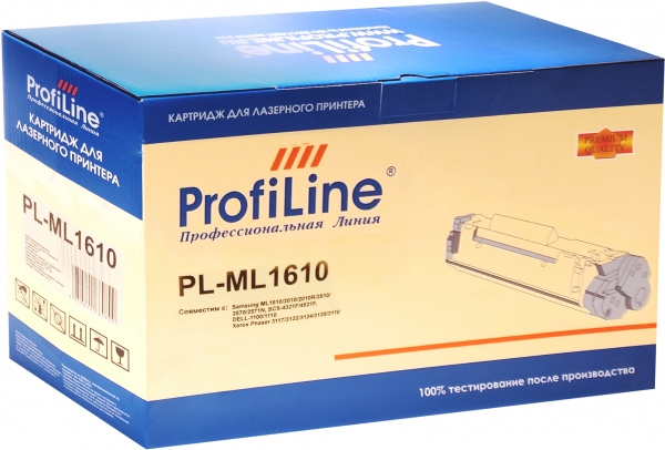 Картридж совместимый ProfiLine ML-1610 для Samsung