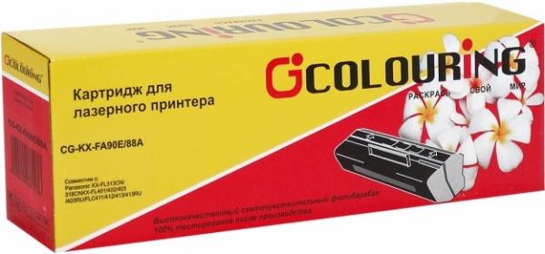 Тонер-туба совместимый Colouring KX-FAT88A/90E для Panasonic