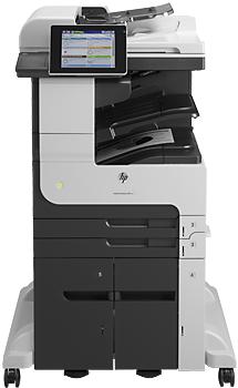 МФу HP LaserJet Enterprise 700 MFP M725z