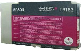 Картридж EPSON T6163 для B-300/310N пурпурный оригинальный