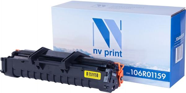 Картридж совместимый NVPrint 106R01159 для Xerox