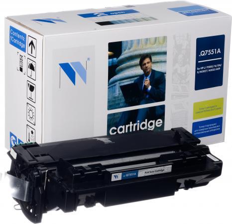 Картридж совместимый NV Print Q7551A для HP