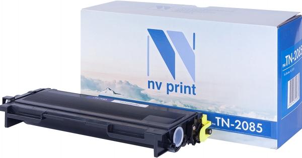 Картридж совместимый NVPrint TN-2085 для Brother