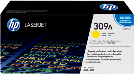 Картридж НP Q2672A желтый совместимый NV Print