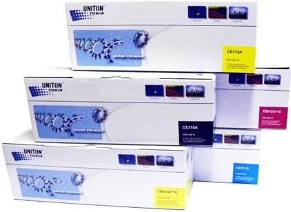 Картридж совместимый UNITON Premium CF402X (201X) желтый для HP