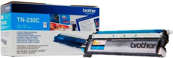Картридж Brother TN-230C голубой оригинальный
