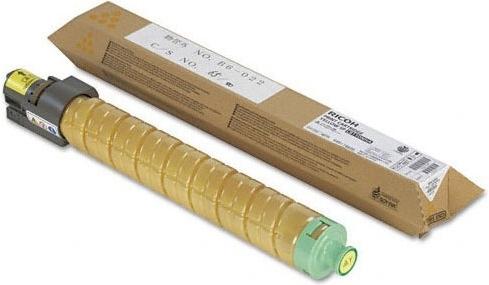 Картридж MPC400E для Ricoh желтый