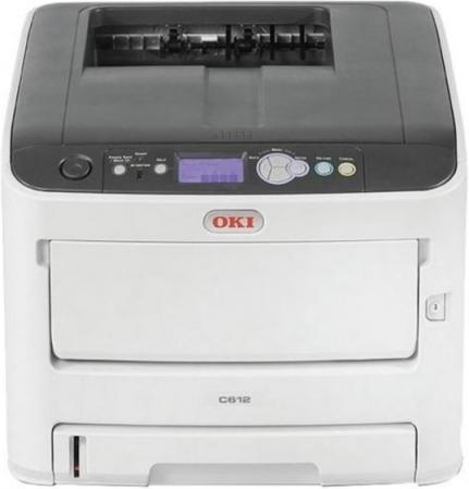 Принтер лазерный OKI C612dn-EURO