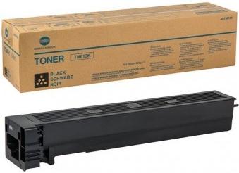 Тонер-картридж Konica Minolta TN613K черный оригинальный