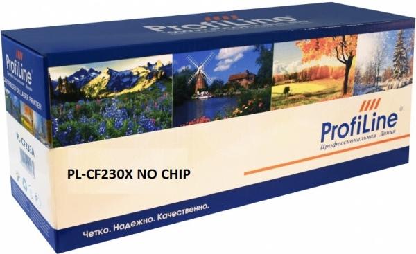 Картридж совместимый ProfiLine CF230X для HP