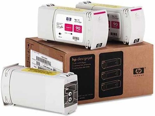 Картридж HP Multipack C5084A пурпурный оригинальный