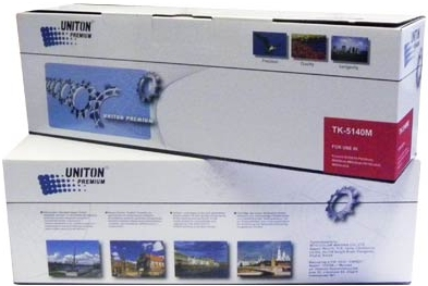 Картридж совместимый UNITON Premium TK-5140M красный для Kyocera