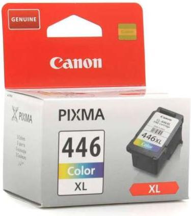 Картридж CANON CL-446XL трехцветный оригинальный