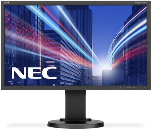 Монитор 24'' NEC E243WMi Black